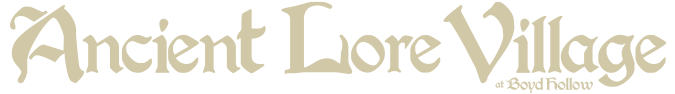 Ancient Lore Village Horizontal Logo