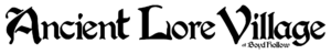 Horizontal Logo Black | Click to open and right click to save.